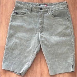 Quicksilver Corduroy Shorts